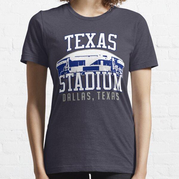 TEXAS STADIUM IN DALLAS SHIRT AND STICKER  Essential T-Shirt