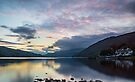 Perthshire peace, Loch Tay, Scotland by Cliff Williams