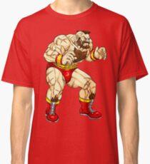 Zangief - russian fighter Classic T-Shirt