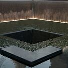 9/11 Memorial Pool - New York City by Olivia Son