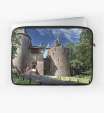 Castell Coch Laptop Sleeve
