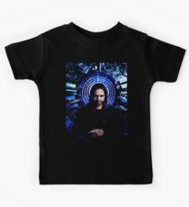 12 monkeys - Cole portrait Kids Tee