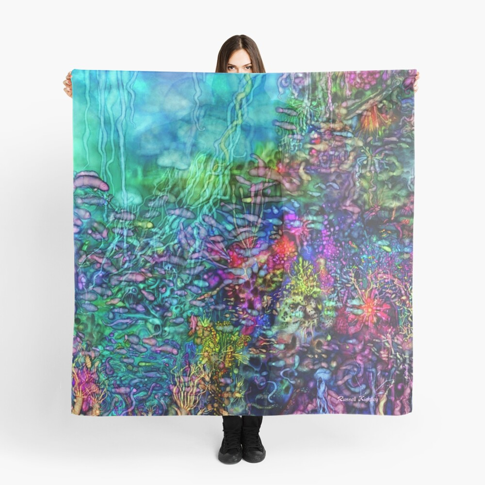 Qualia's Reef Right Scarf