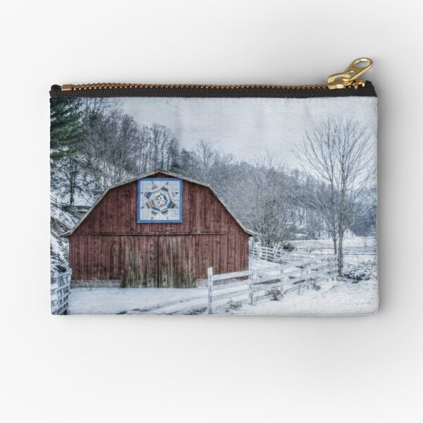 High Country Style Zipper Pouch