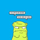 Melted Kuchi Kopi Blue by Lucy Lier