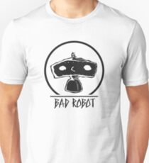 bad-robot-logo Unisex T-Shirt