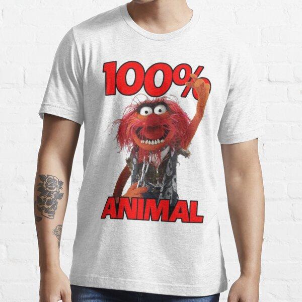 Muppets 100 Animal oder Geburtstagsgeschenk Essential T-Shirt