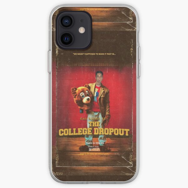 The College Dropout- Sal iPhone Soft Case