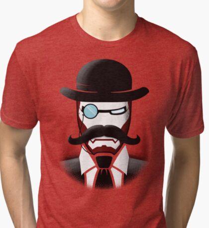 Iron Gentleman Tri-blend T-Shirt