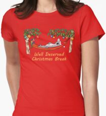 Koala Relaxing on its Hammock on a Well Deserved Christmas Break T-Shirt