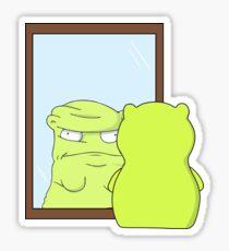 Melted Kuchi Kopi Reflection Sticker