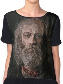 Z Nation - Doc portrait Chiffon Top