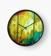 Beautiful Nature Clock