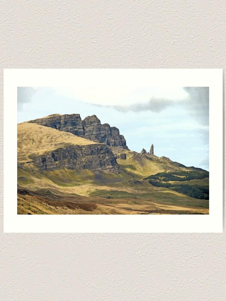 Alternate view of The Sanctuary of Skye Art Print