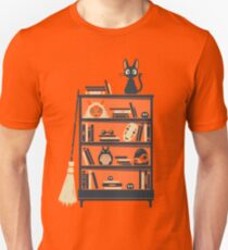 Ghibli shelf Unisex T-Shirt