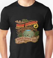 New Riders of the Purple Sage Marin County Line T-Shirt
