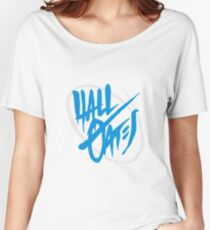 Hall & Oates  Women's Relaxed Fit T-Shirt