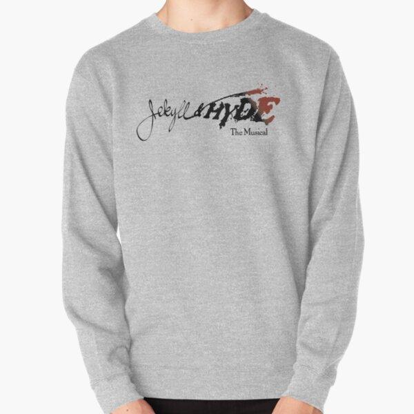 Jekyll & Hyde musical logo 2 Pullover Sweatshirt