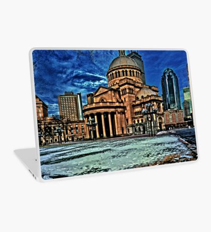 The First Church of Christ  Laptop Skin