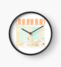 flower boutique Clock