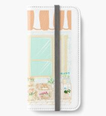flower boutique iPhone Wallet/Case/Skin