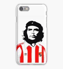 Che Guevara football legacy - Stoke City iPhone Case/Skin