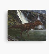 Tyrannosaurus Canvas Print