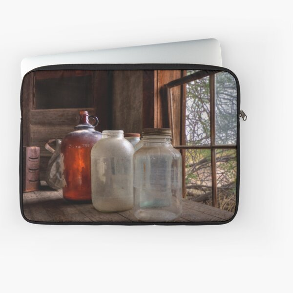 At the Window Laptop Sleeve