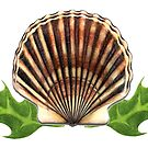 Holiday Scallop by Tamara Clark
