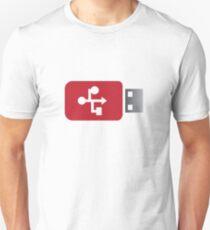 USB Flash Drive T-Shirt