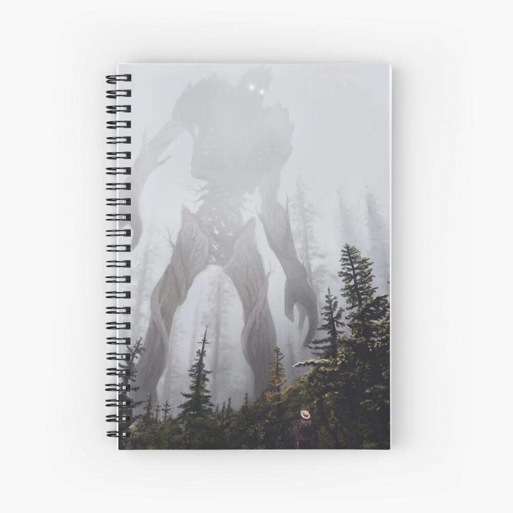 Encounter. Spiral Notebook