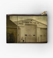Lehman Vol. Fire Co. Studio Pouch