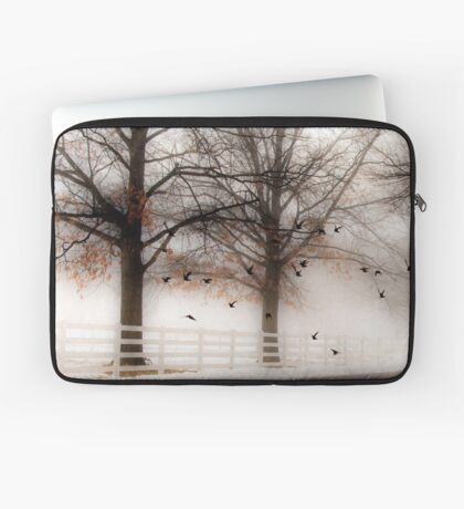 And Still the Birds Came Laptop Sleeve