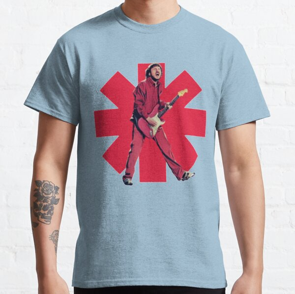 John Frusciante - Red Hot Chili Peppers - RHCP Camiseta clásica