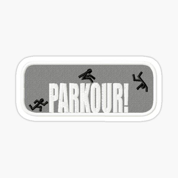 Parkour! Sticker