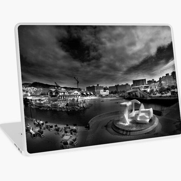 Frank Kitts Park Lagoon No. 2 Laptop Skin