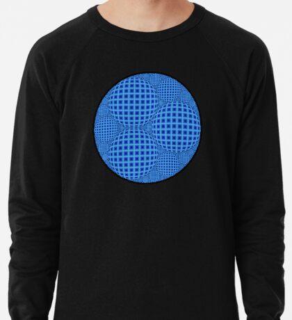 Apollonian Gasket 009 Lightweight Sweatshirt