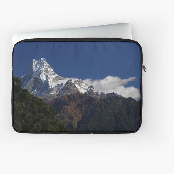 Machhapuchre, Nepal. Laptop Sleeve