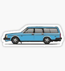Volvo Wagon Sticker
