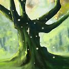 Heart of the Forest by amandamakepeace