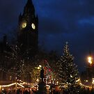 Manchester Christmas by KMorral