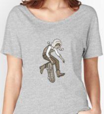 Skateboarding Women's Relaxed Fit T-Shirt