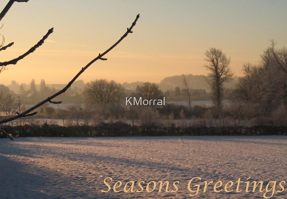 Seasons Greetings by KMorral