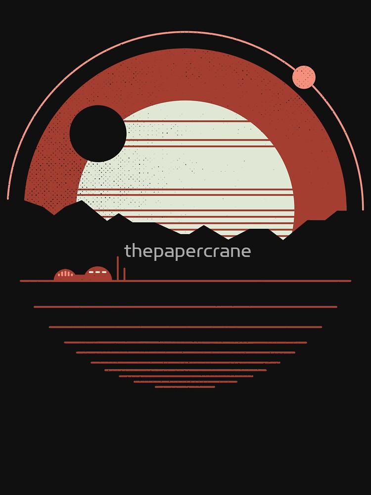 Solitude by thepapercrane