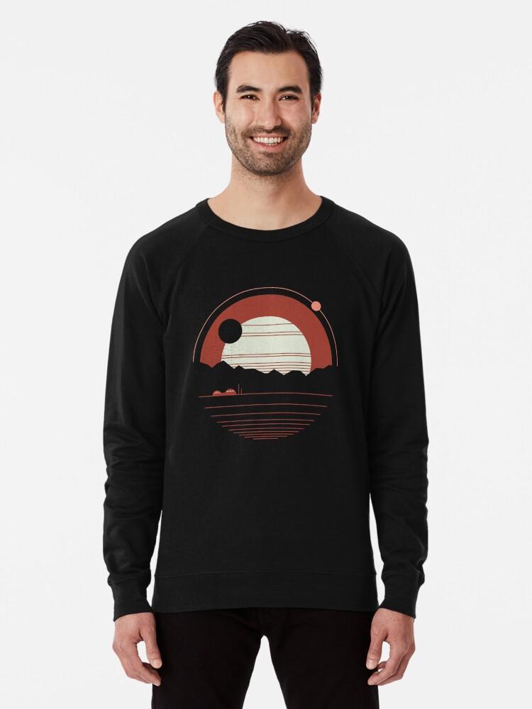 Alternate view of Solitude Lightweight Sweatshirt