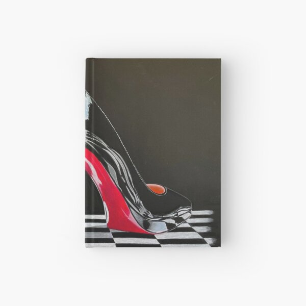 Heels with Attitude Hardcover Journal