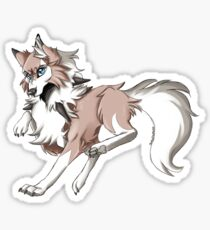Lycanroc Sticker