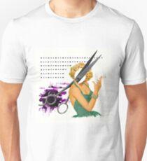 big scissors Unisex T-Shirt