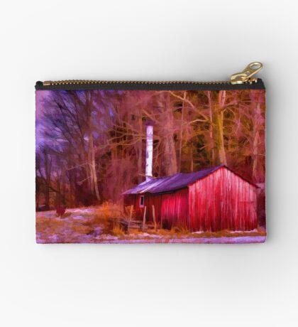 Sugar Cabin II Studio Pouch
