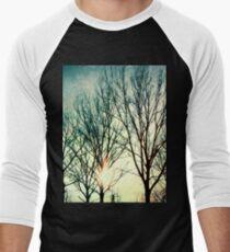 Landscape 07 Men's Baseball ¾ T-Shirt